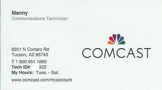 Comcast Guy